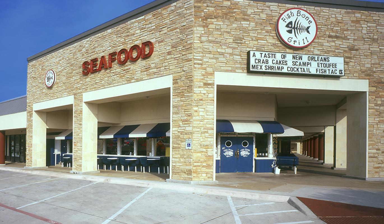 Retail centers codel inc for Fish bone grill dallas